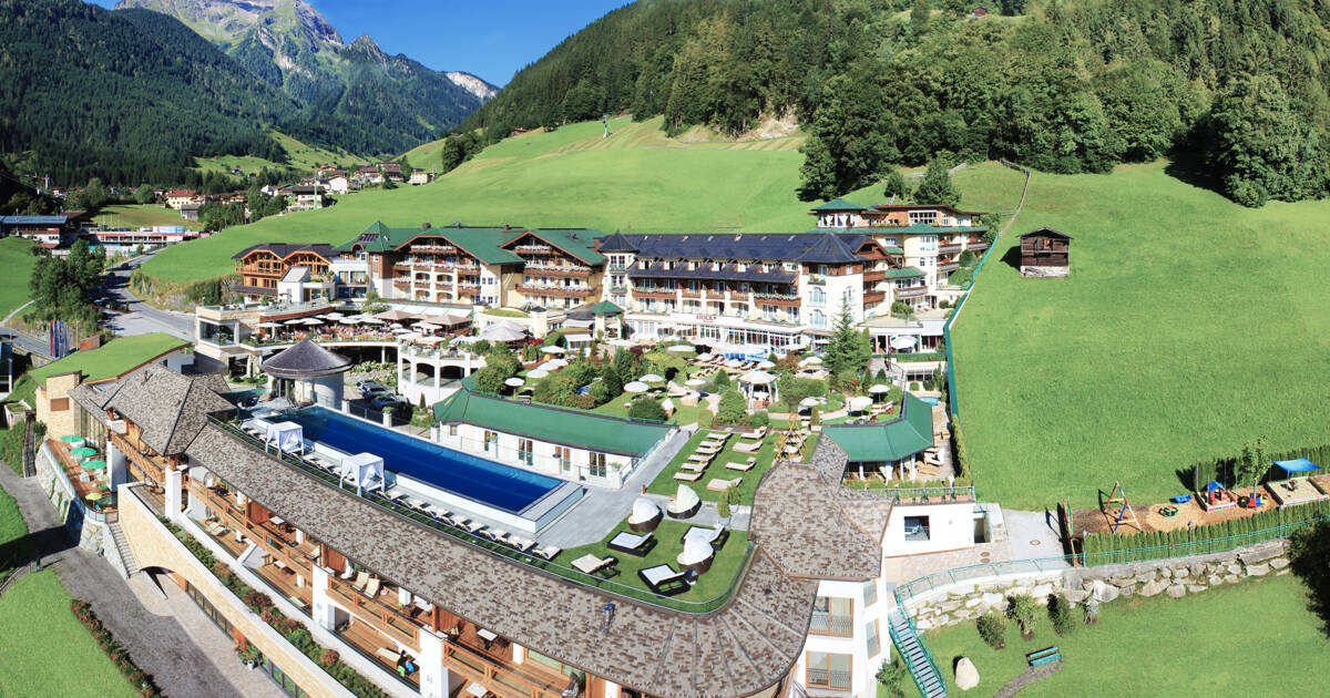 Hotel Stock Resort***** | Zillertal (A)
